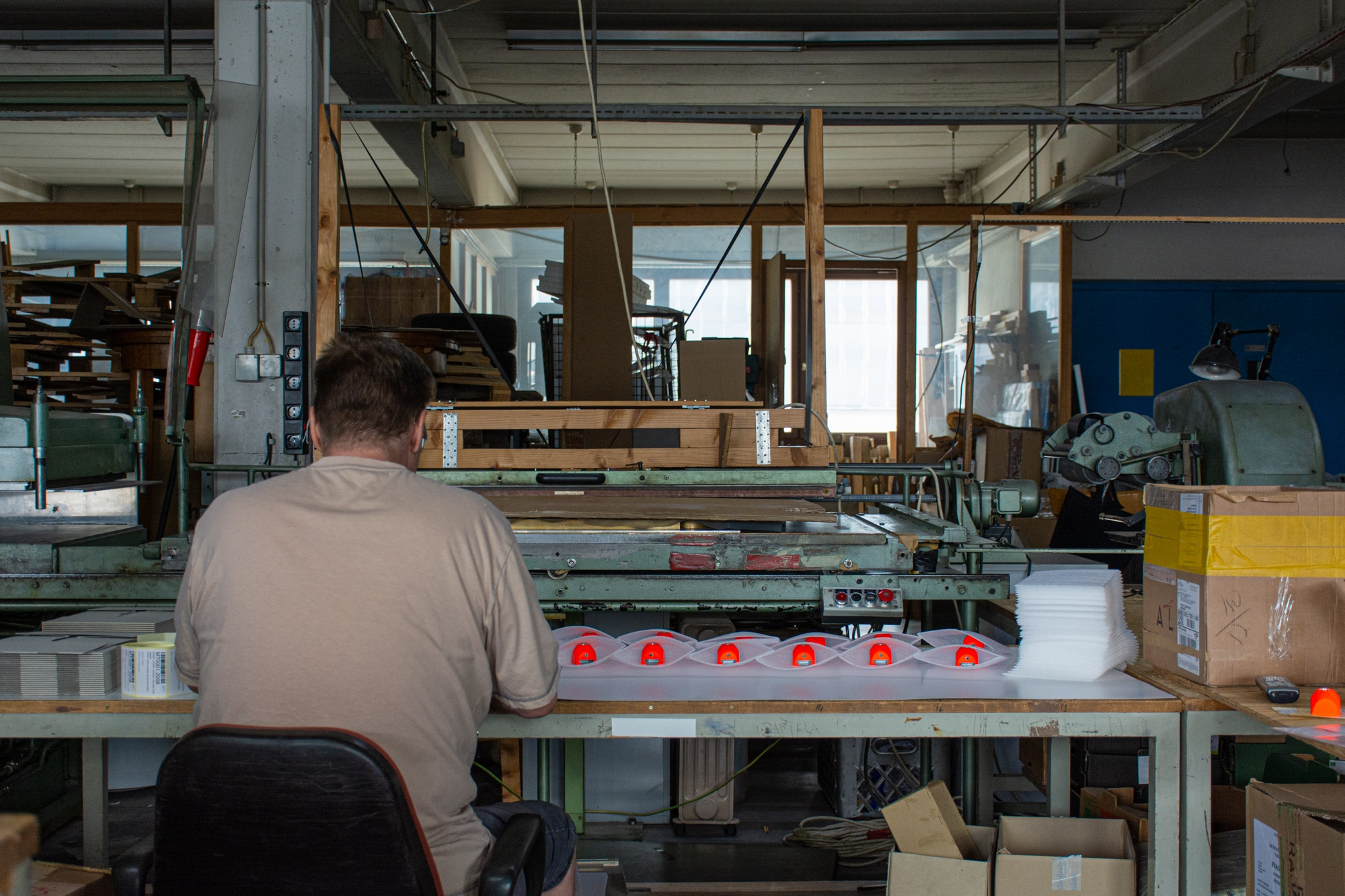 Object Manufacturing